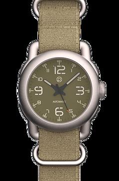 P.7 Pilot Military Green