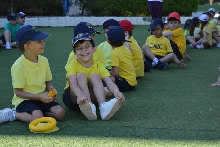 Tean Alasia - Primary School Sports Day