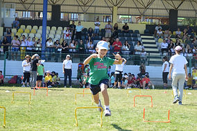 sports day at the english school