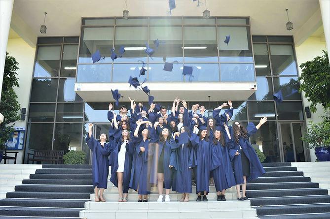 english school graduation