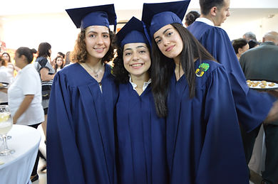 international school students
