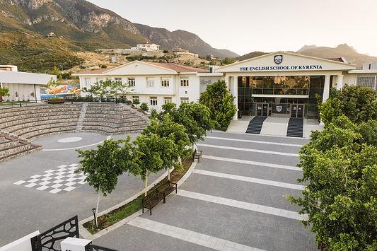 The English School of Kyrenia main building