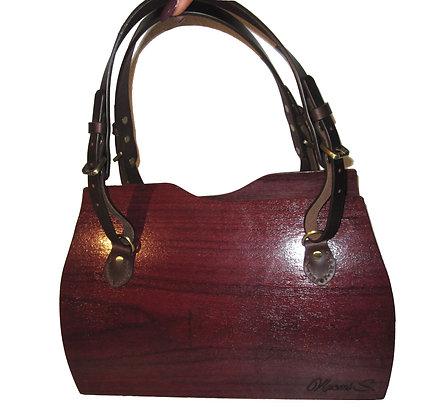 Bowling Bag Amarant