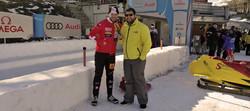 Bobfahren St.Moritz