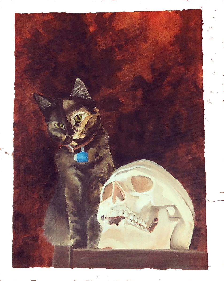 Momento Mori Kitty