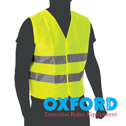 Oxford Hi Visibility Vest