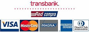 Paga con tus tarjetas de débito y crédito