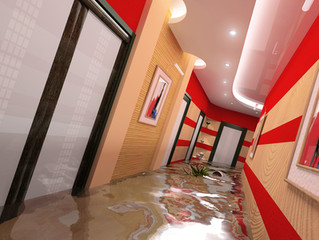 Water Damage vs. Flood Damage:  Know the Difference