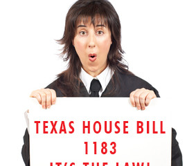 Texas House Bill 1183, A Year Later