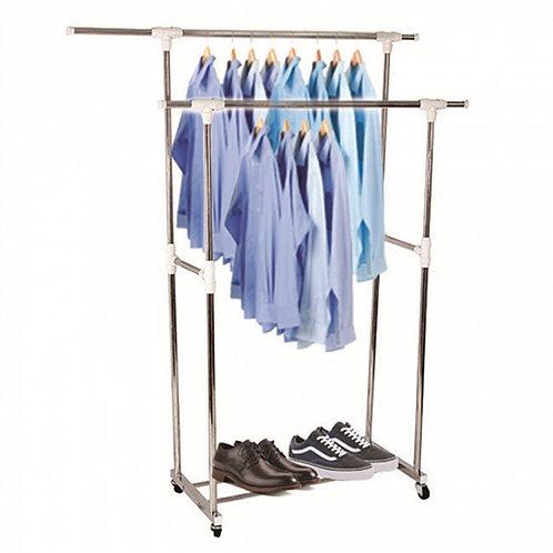 Giàn phơi quần áo đôi cao cấp di động hiệu Prota
