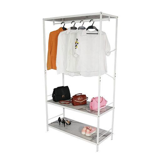 Tủ áo lắp ráp cao cấp Prota loại đơn - PT-9102