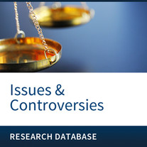 Facts on File - Issues & Controversies