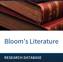 Facts On File - Bloom's Literary Reference Online