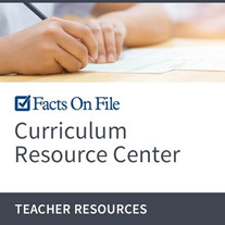 Facts On File - Curriculum Resource Center