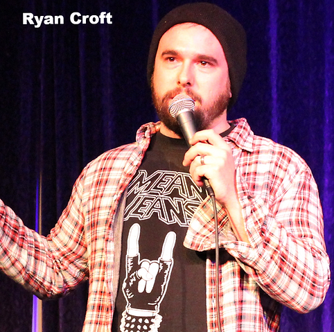 Ryan Croft comedian