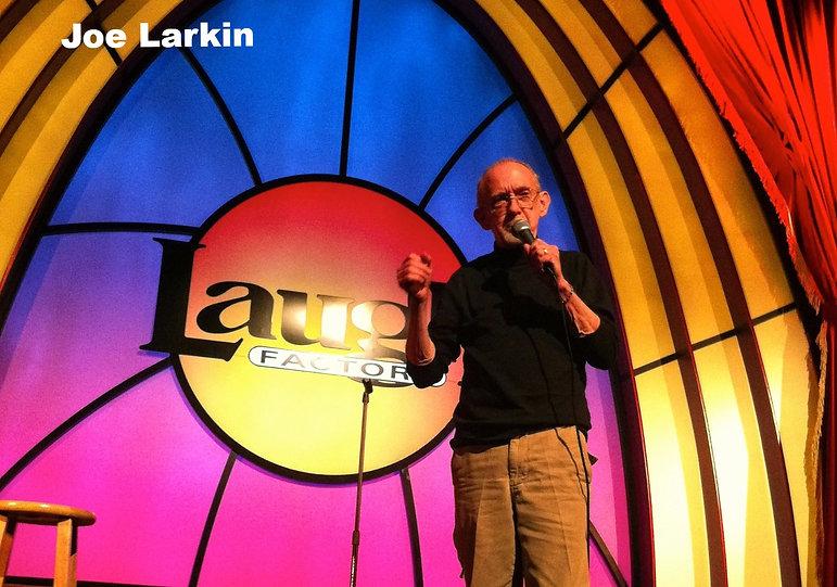 Joe Larkin Comedy