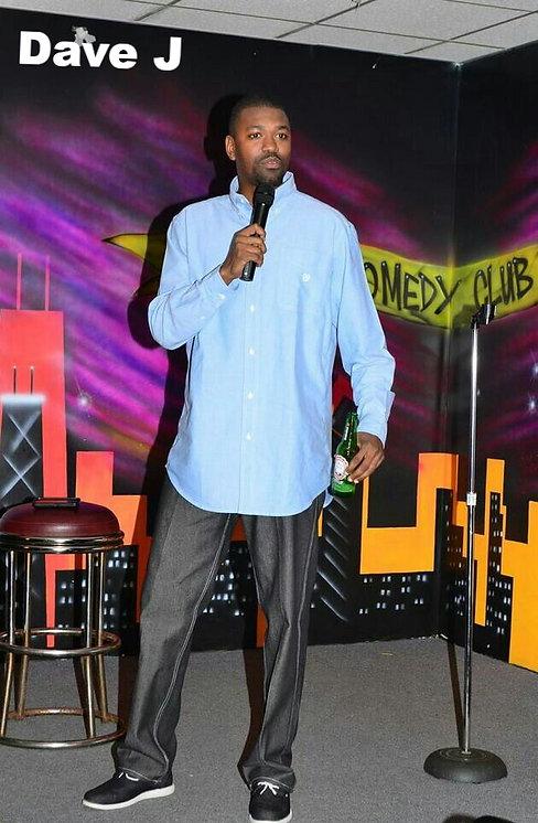 Dave Johnson comedy