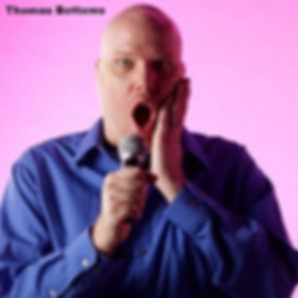 Thomas Bottoms, Chicago, Comic, Comedian