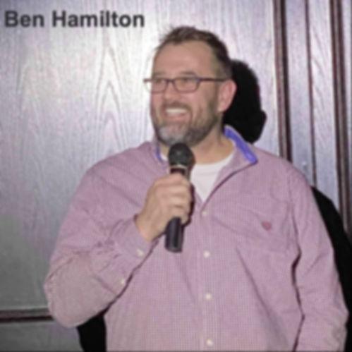 Ben Hamilton