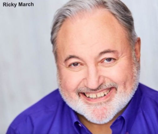 Ricky March 2019