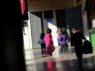 """""""Quién cuidará a los niños"""", artículo publicado en Diario El Desconcierto"""