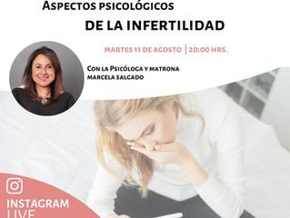Live Aspectos psicológicos de la Infertilidad