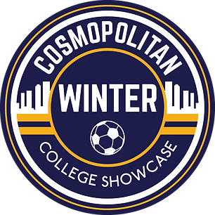 Cosmopolitan Winter College Showcase log