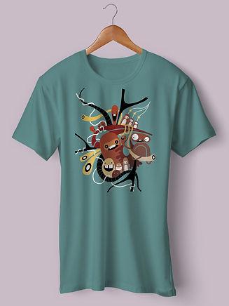 graphic design, vector design, illustration, vector illustration, t-shirt design, character illustration, character,