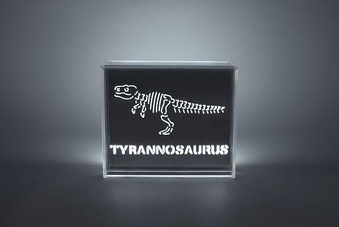 Tyrannosaurus dinosaur LED Light - Bones
