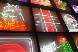 Locomocean Bespoke Shop Display - close