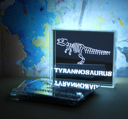 Dinosaur Slides - Product Design