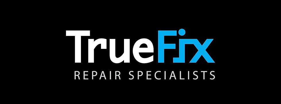 Truefix logo design