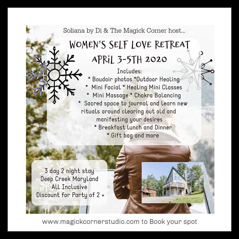 Women's Self Love Empowerment Retreat