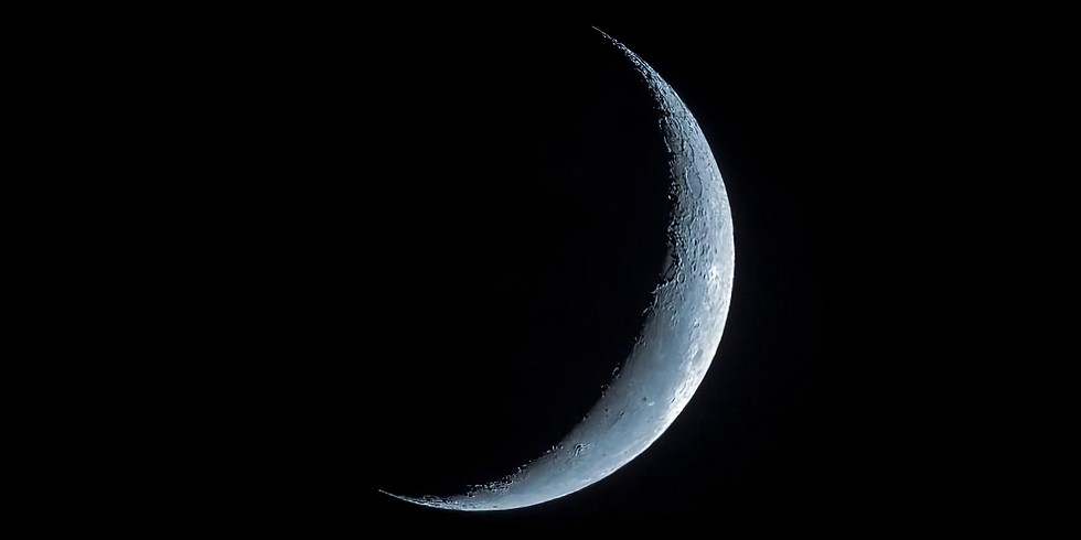New Moon Energy Clearing