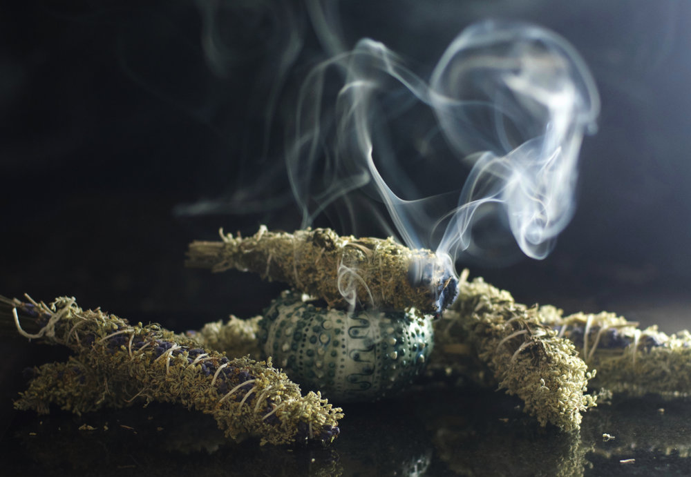 House Clearing & Smudging