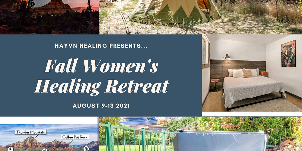 Women's Healing Retreat SEDONA