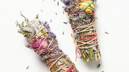 Sage & Herb Large Clearing Bundle
