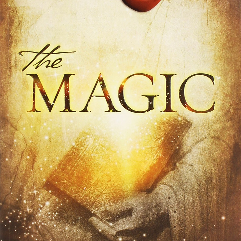 The Magic BOOK MONTH