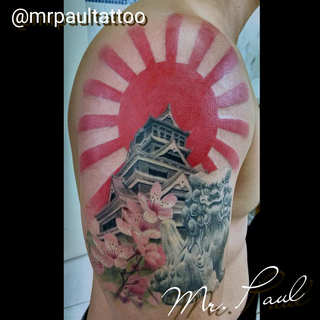 Castelo_japonês_tattoo_mrpaul_dermographic_ribeirão_preto
