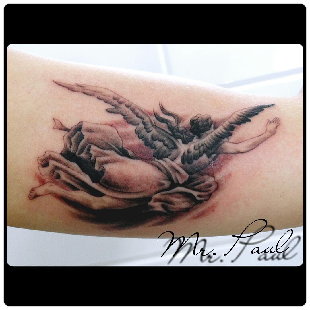 anjo+costas+sombreado+mrpaul+ribeirao+preto+tattoo+dermographic