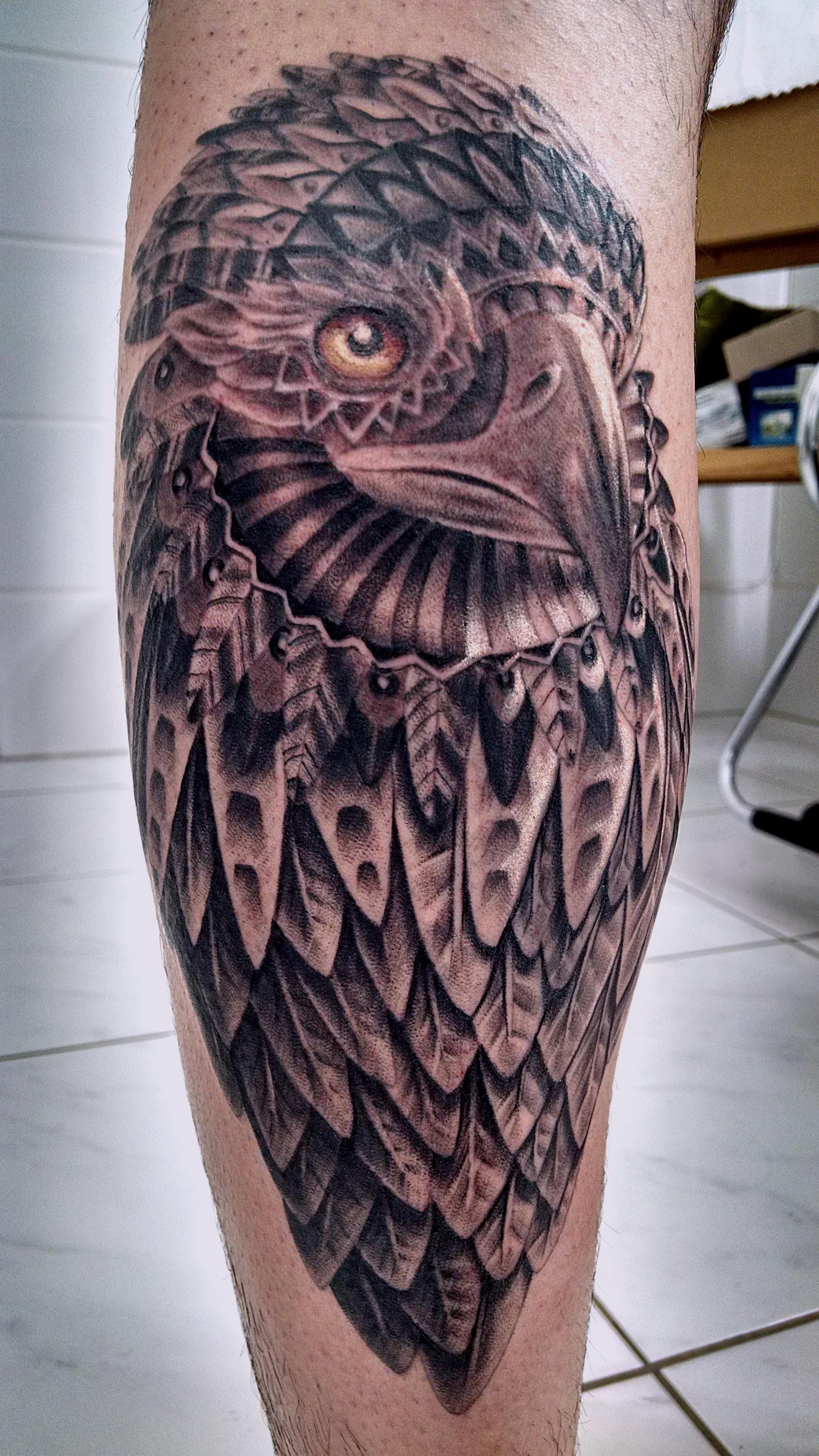 aguia_Azteca_tattoo_mrpaul_dermographic_ribeirão_preto