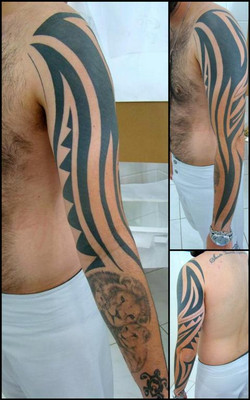 FAbio+Batatais_tattoo_maori_dermographic_mr+paul_21082012
