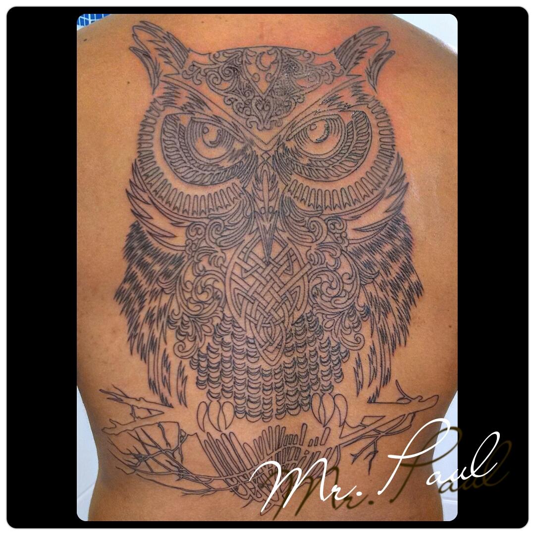 Coruja+maori+traço_tattoo_mrpaul_dermographic