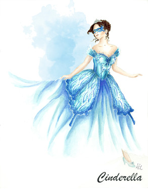 Cinderella - CCP Production Summer 2020 TBD