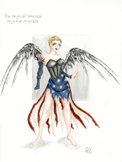 Angels in America - Design Project Spring 2020