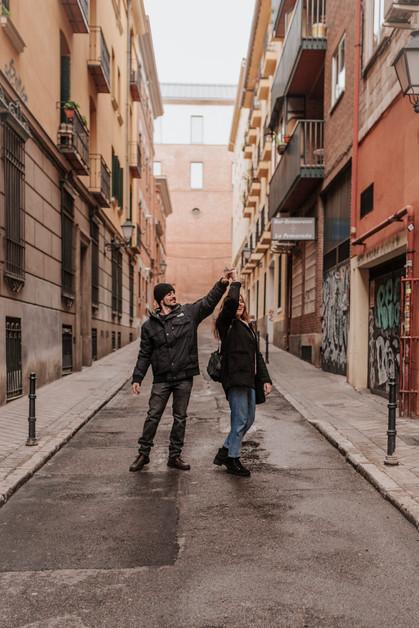 Andrés y Bego