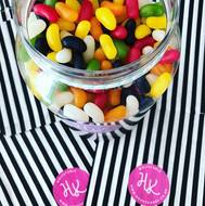 Jumping Jelly Beans!