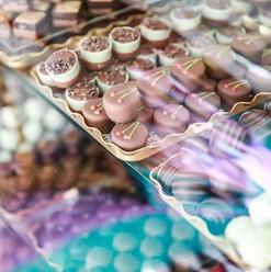 Chocolate Counter Views