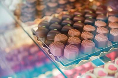 Milk Chocolate Praline with Caramlised Hazelnuts