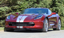 2019 Z06 Front